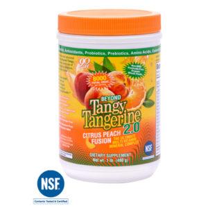 BTT 2.0 Citrus Peach Fusion - 480 g canister